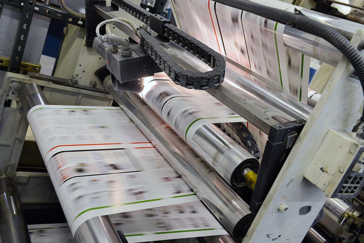 Kinh doanh quảng cáo, in ấn