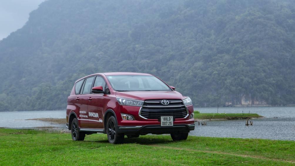Phân khúc xe Toyota