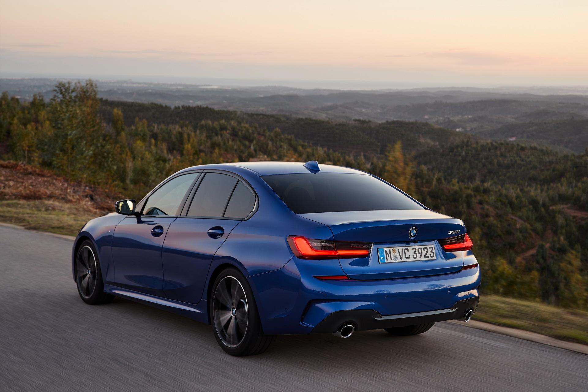 Phân khúc xe sang BMW