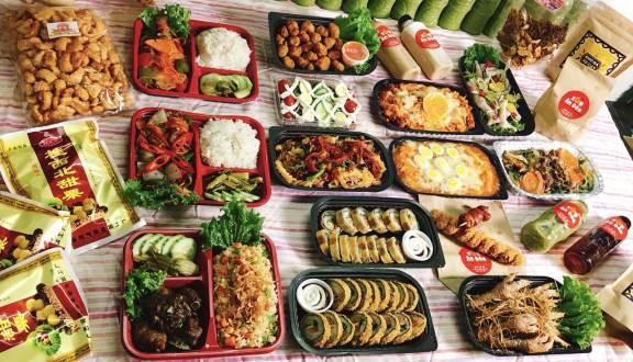 Ship các loại đồ ăn thức uống tại nhà