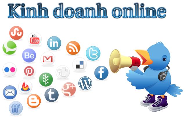 Kinh nghiệm kinh doanh online