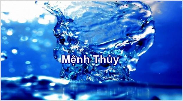 Người mệnh Thủy