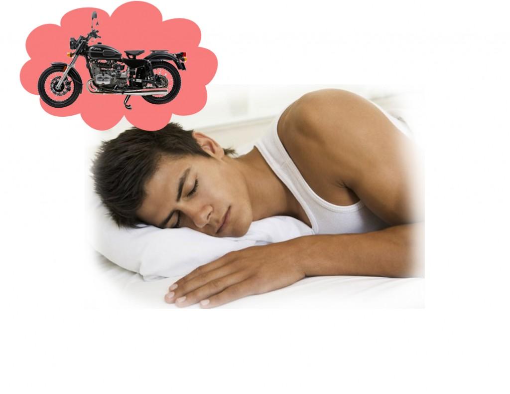 Chiêm bao mất xe máy