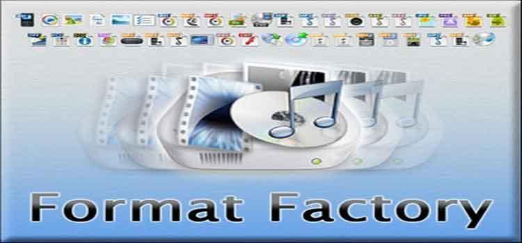 Phần mềm Format Factory