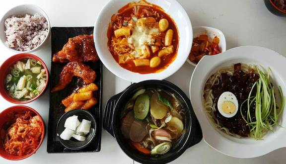 Hanuri Korean Fast Food