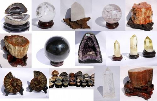 Cửa hàng đá phong thủy thiên nhiên