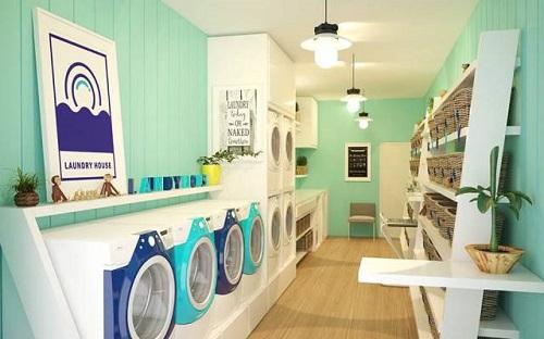 Hệ thống giặt sấy Laundry House