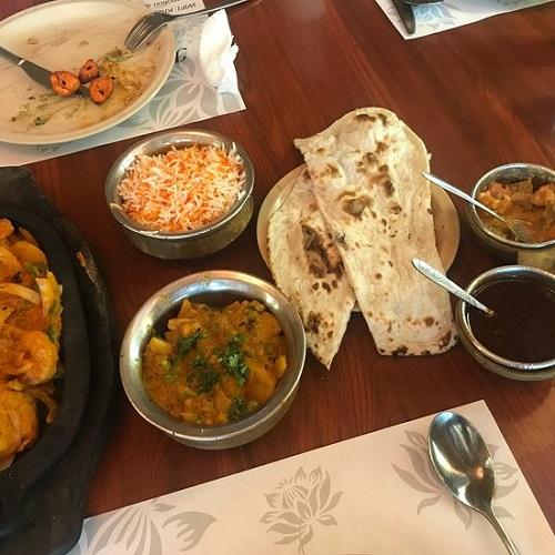 nhà hàng Ấn Độ tại Hà Nội