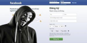 cách hack nick facebook